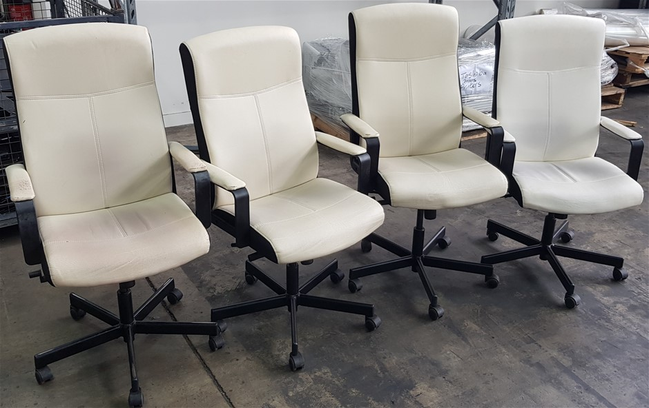 Bulk Lot Of Assorted Office Chairs
