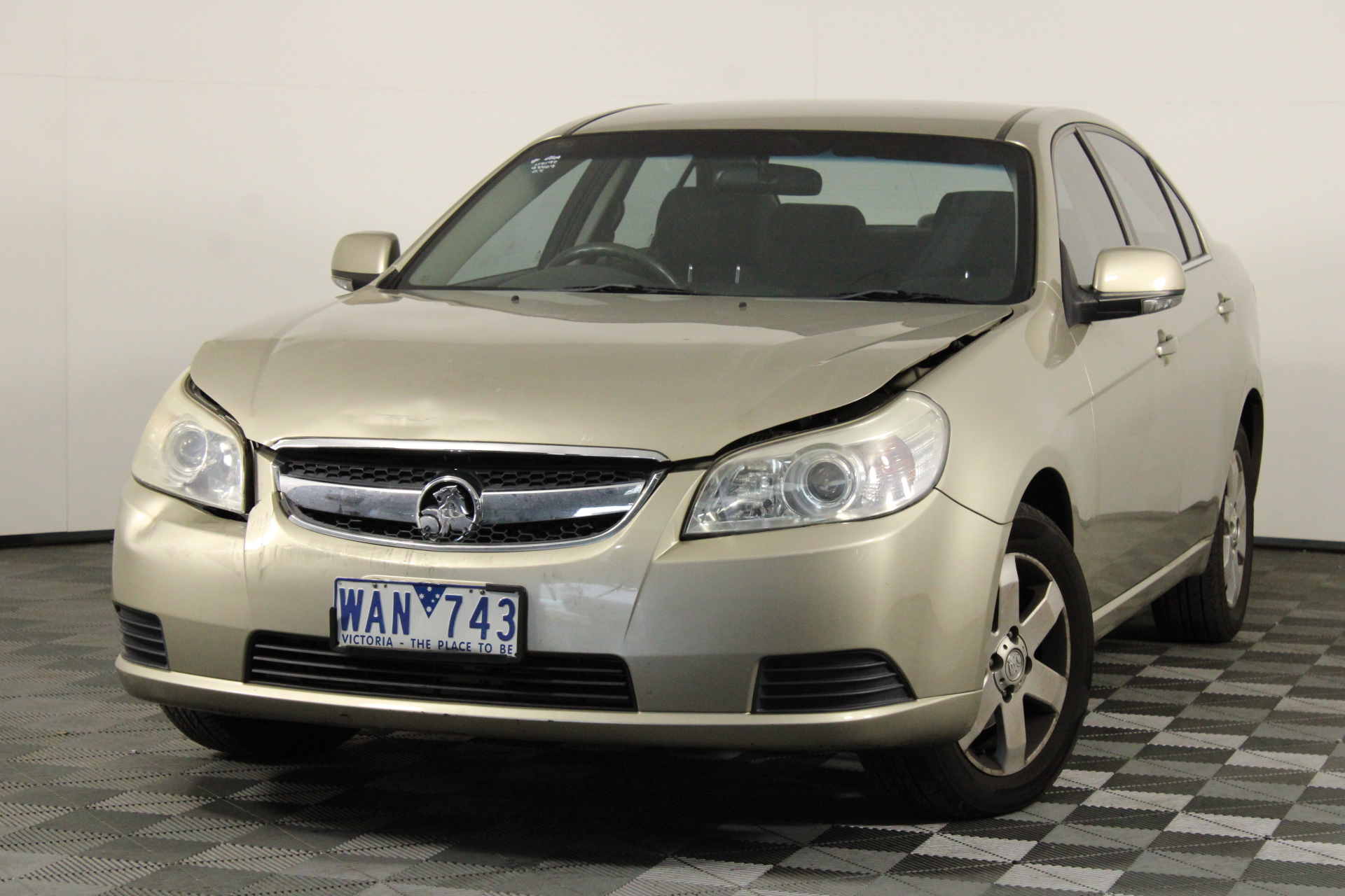 2007 Holden Epica CDX EP Automatic Sedan