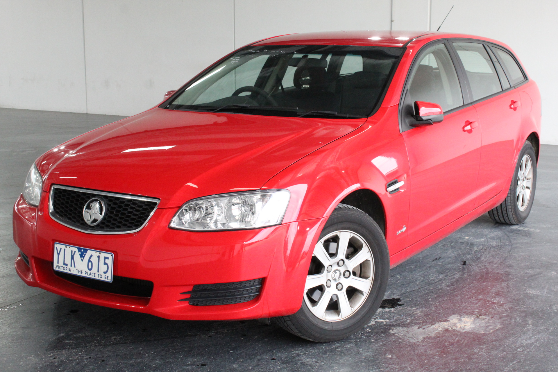 2011 Holden Sportwagon Omega VE Automatic Wagon