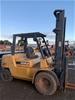 Caterpillar DP40KLT Counterbalance Forklift