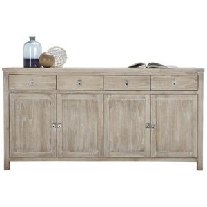 freedom furniture cancun 4 door 4 drawer buffet auction 0001 2062714 graysonline australia. Black Bedroom Furniture Sets. Home Design Ideas