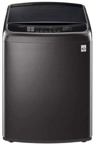 LG 10Kg Top Load Washing Machine Black