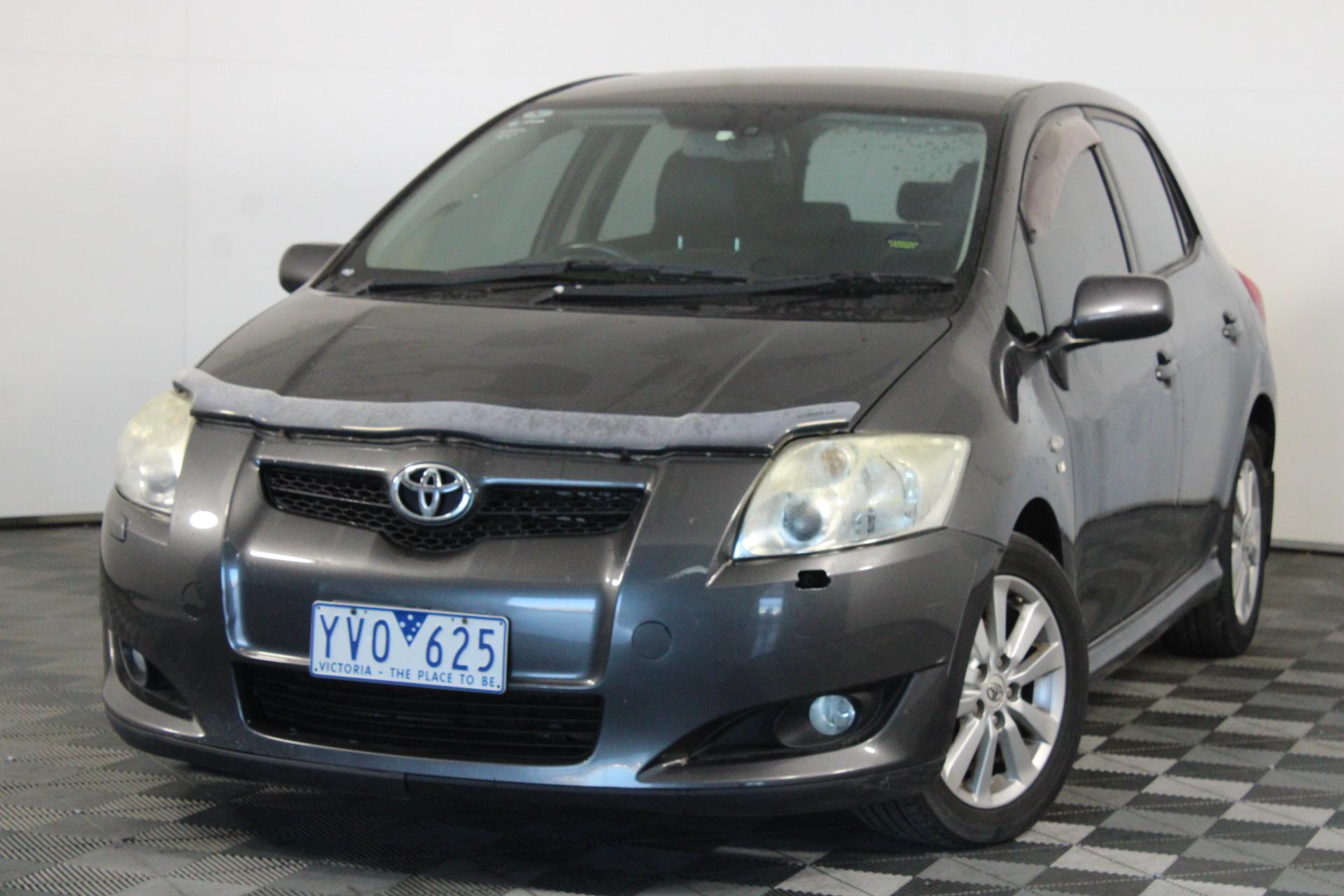 2009 Toyota Corolla LEVIN ZRE152R Auto Hatch (WOVR Inspected)