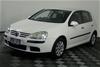 2004 Volkswagen Golf 2.0 FSI Comfortline 1k Automatic Hatchback