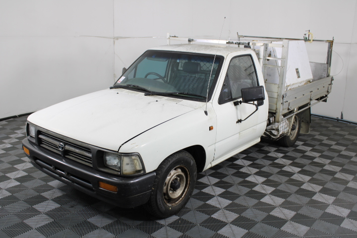 1997 Toyota Hilux Manual Cab Chassis