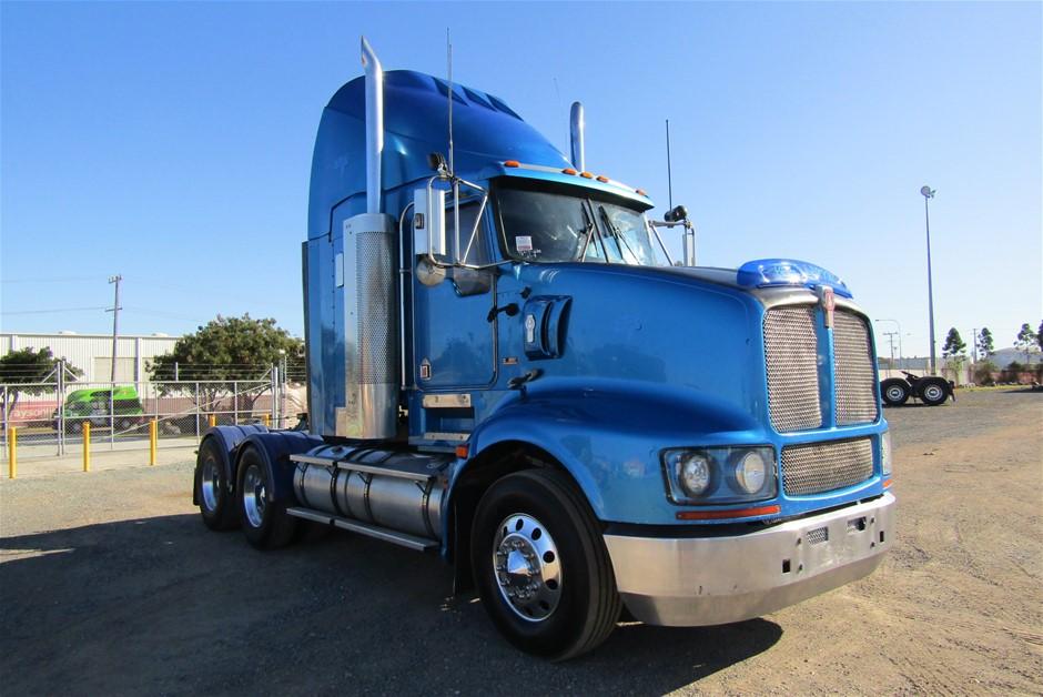 2009 Kenworth T608 Cummins 6X4 6 x 4 Prime Mover Truck