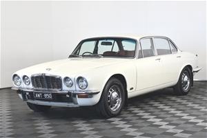 1974 Jaguar XJ6 LWB Automatic Sedan