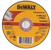25 x DeWALT Metal Abrasive Cut-off Discs 100mm x 2.5mm x 16mm. Buyers Note