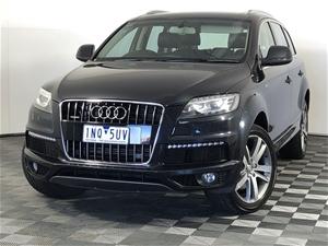 2011 Audi Q7 3 0 Tfsi Quattro Automatic 8 Speed 7 Seats Wagon Auction 0001 3465310 Grays Australia