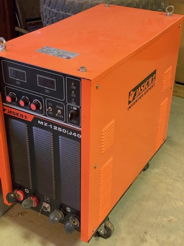 Jasic MZ-1250 (J40) Inverter Welder Machine