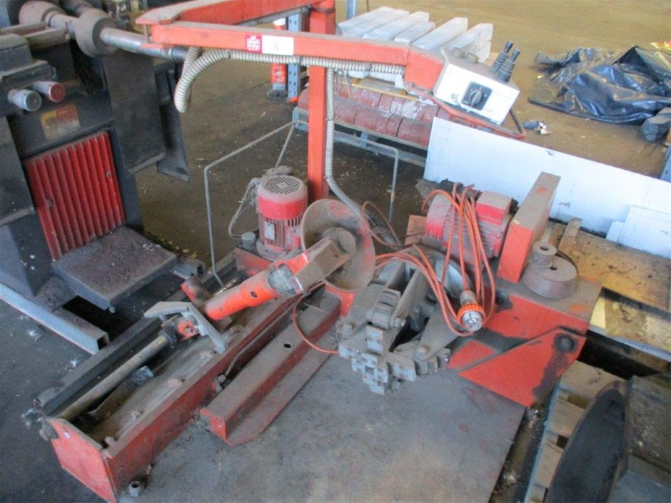 Eagle Model TB26 Tyre Changing Machine