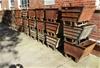 54 x Steel Fabricated Storage Bins