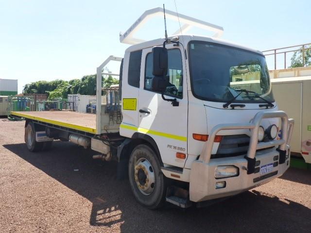 2012 UD PK16280 4 x 2 Tray Body Truck