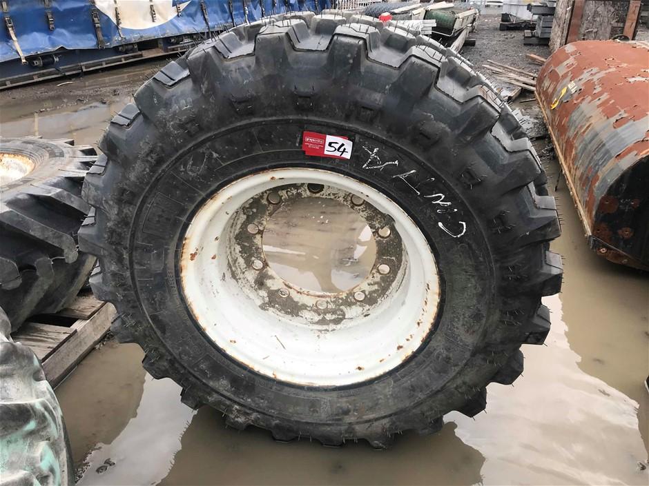 Rim & Tyre - 16.0/70R20