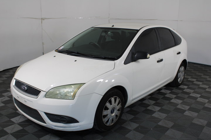 2007 Ford Focus CL LT Automatic Hatchback (WOVR+Inspected)