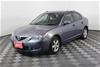 2009 Mazda 3 Sport BK Manual Sedan 152,618km Service History