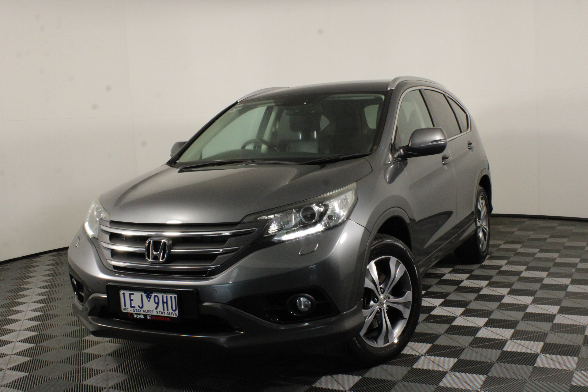 2015 Honda CR-V 4WD DTi-L RM Turbo Diesel Automatic Wagon