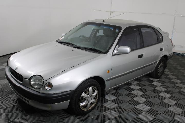 1999 Toyota Corolla Conquest Seca Automatic Hatchback (WOVR)