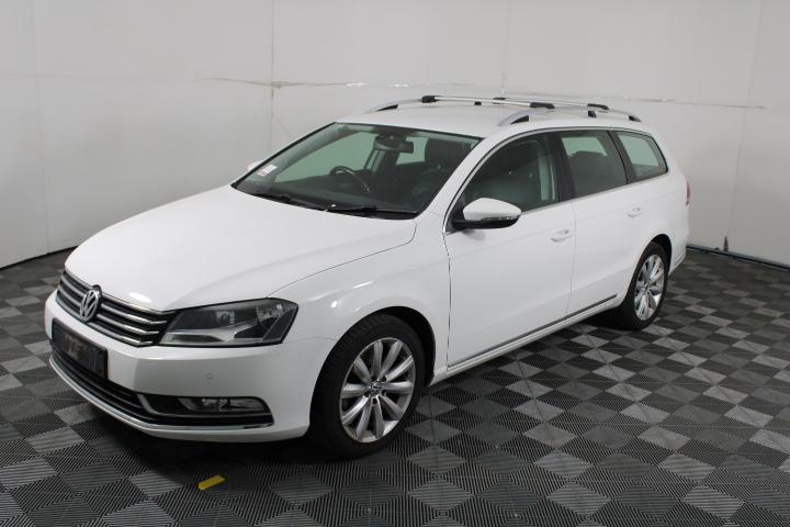 2011 Volkswagen Passat 118TSI Automatic Wagon, 112,390km