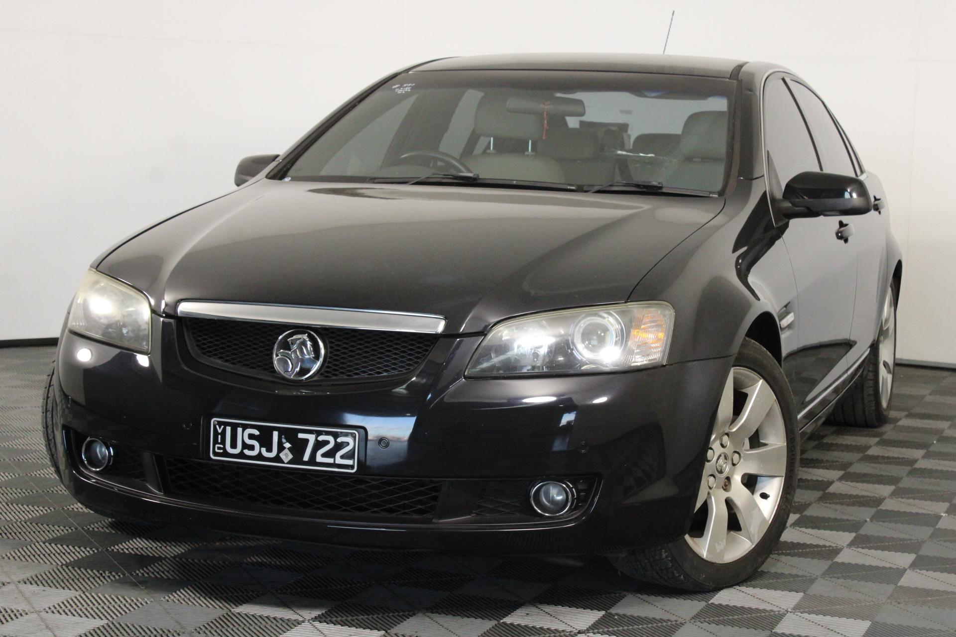 2007 Holden Calais V VE Automatic Sedan
