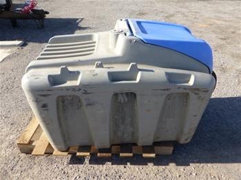 400 Ltr Diesel Tank with Pump