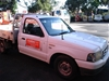 Utility - 1t Aluminium Tray - 2005 FORD Courier