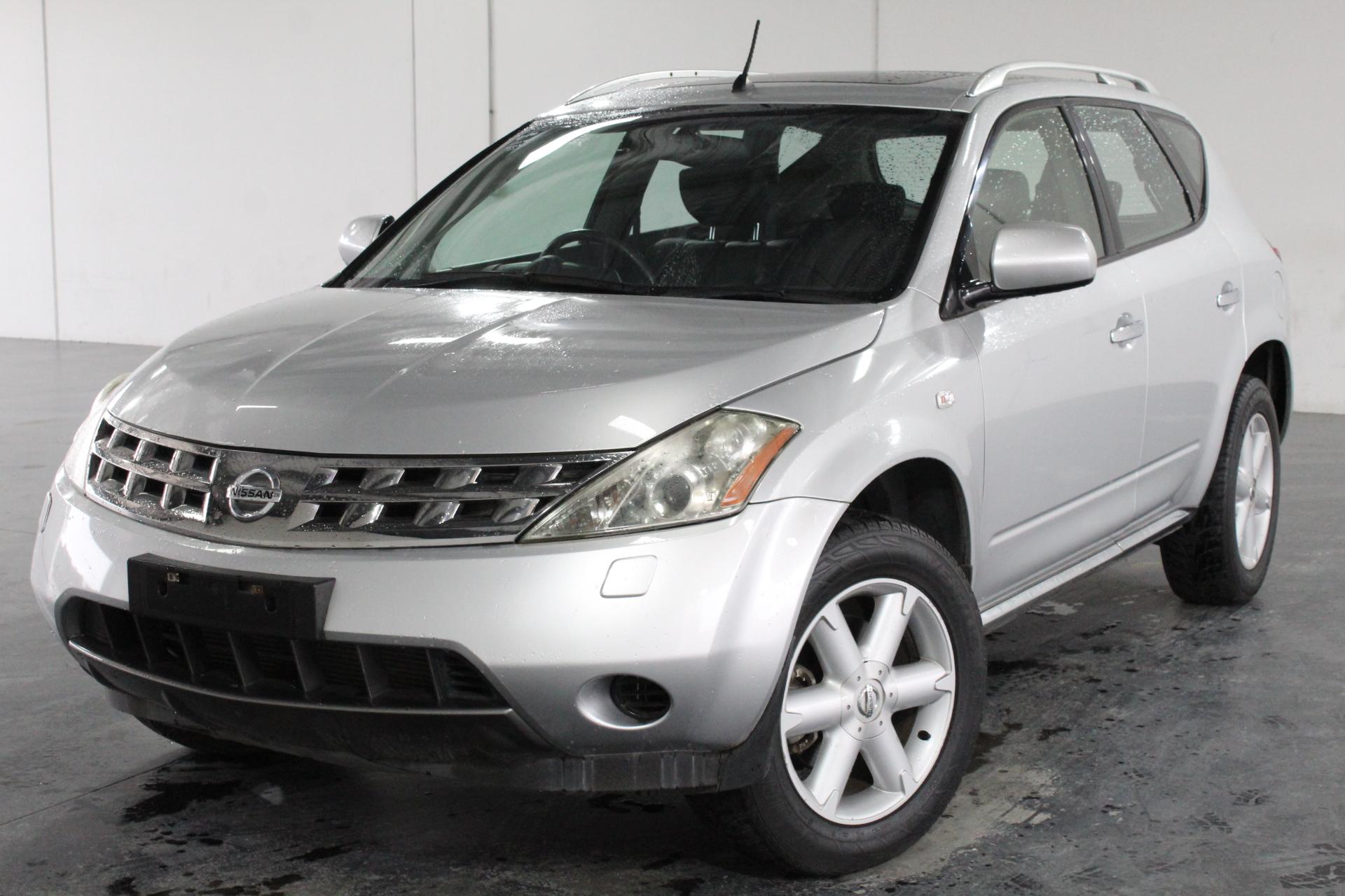 2008 Nissan Murano Ti Z50 CVT Wagon (WOVR)