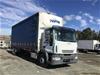 2005 Iveco Euocargo 4 x 2 Curtainsider Rigid Truck