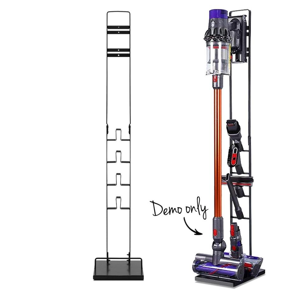 Freestanding Vacuum Stand Rack Holder Handheld Cleaner V6 7 8 V10 V11 Black