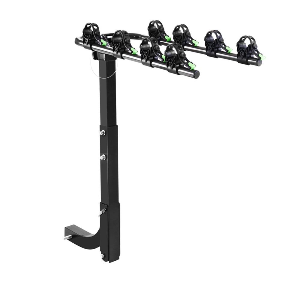 "Giantz Bike Carrier 4 Bicycle Car Rear Rack Hitch Mount 2"" Towbar Foldable"