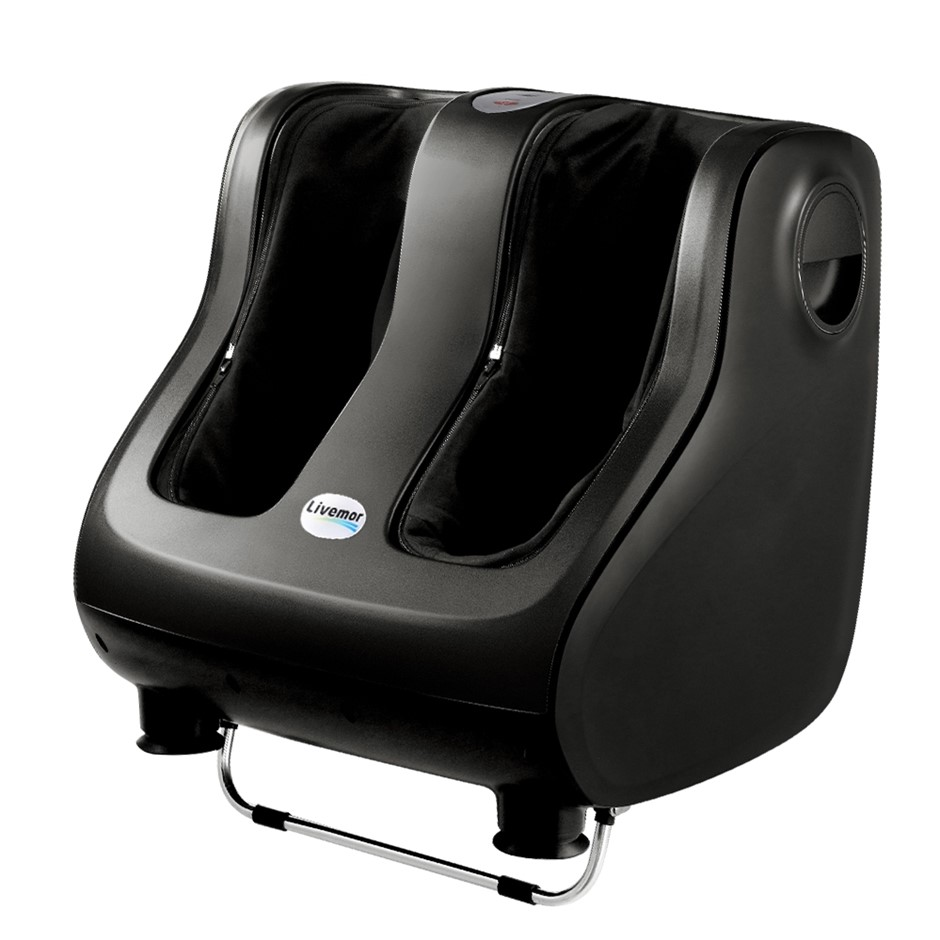Livemor Leg Massager - Black