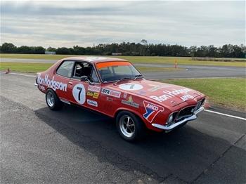 1972 Torana LJ GTR XU1 Ex Bob Morris Touring Car Unrestored
