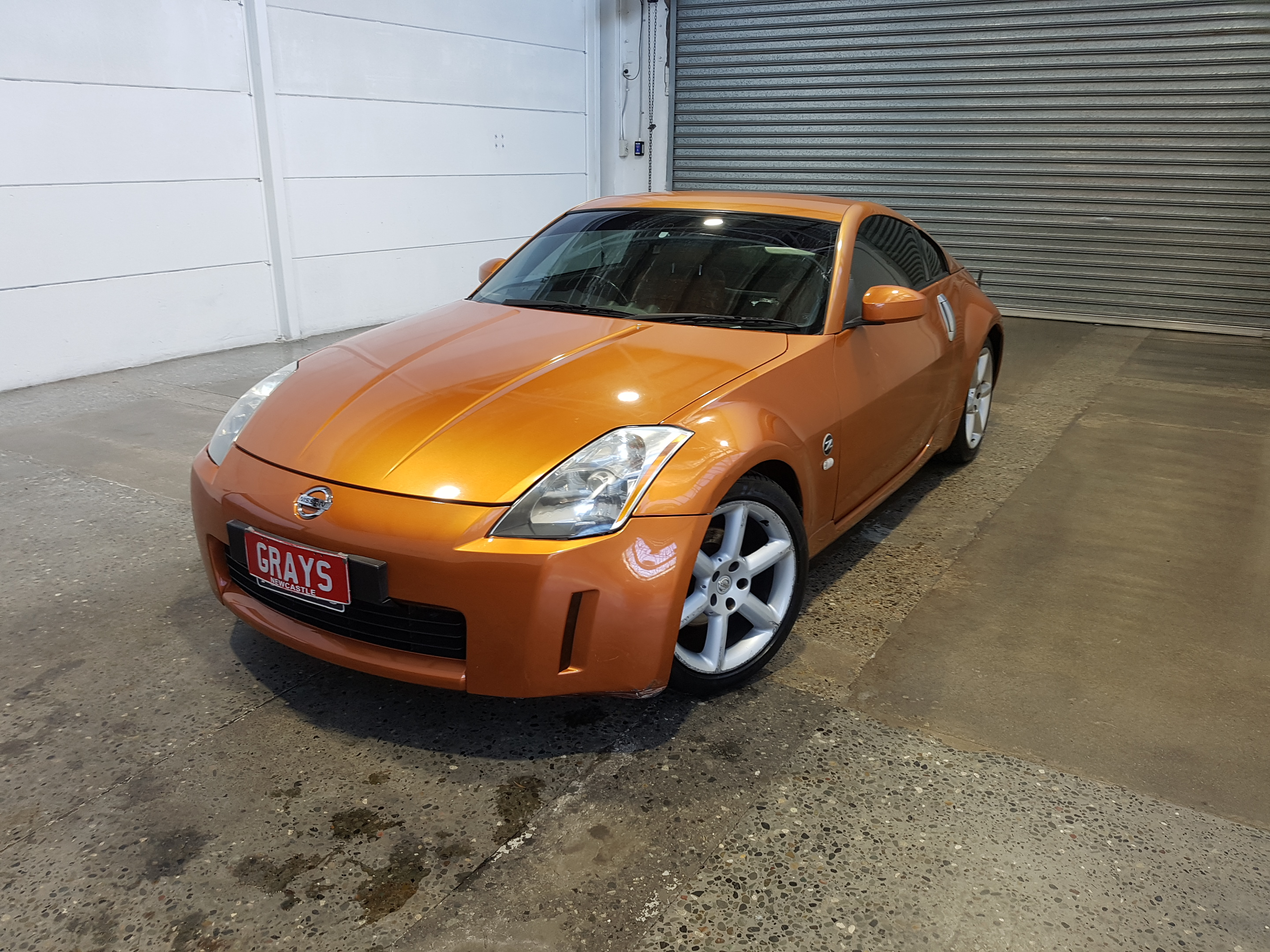 2002 Nissan 350Z Touring Z33 Automatic Coupe