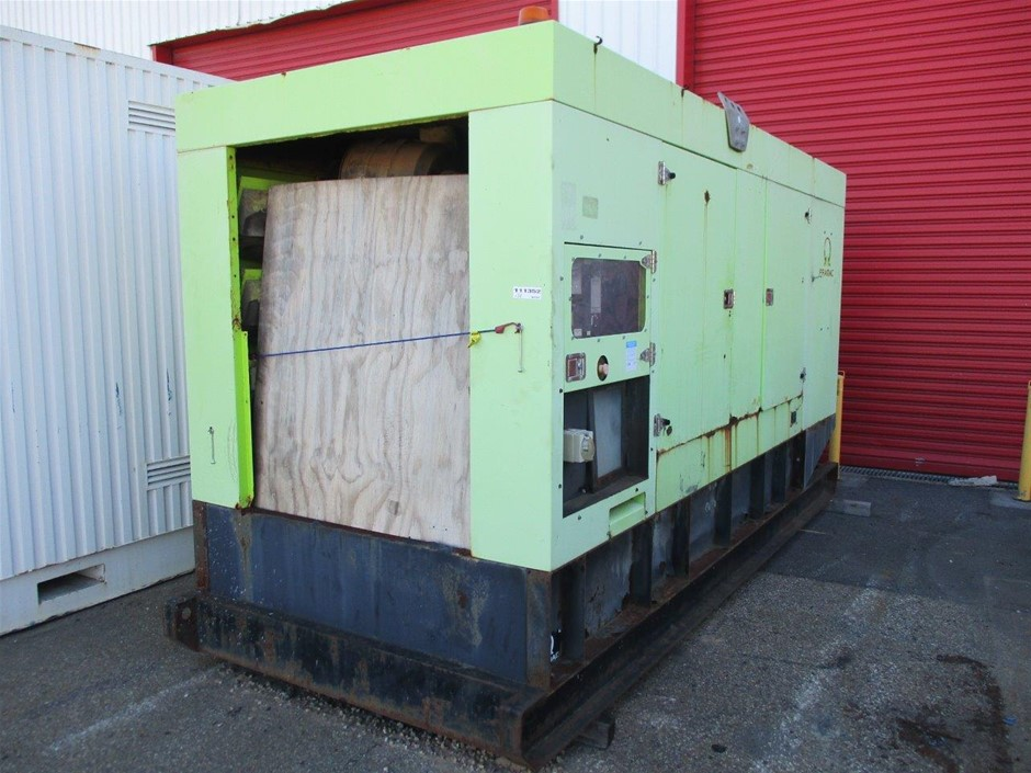 Pramac GSW 560 Generator