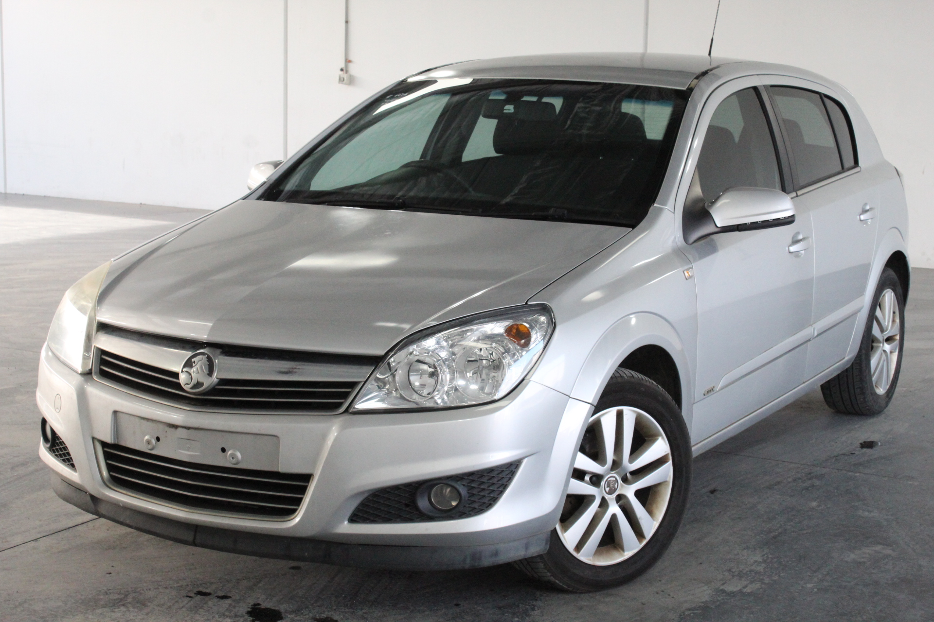 2007 Holden Astra CDX AH Automatic Hatchback