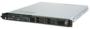 IBM 3250 M3 SERVER, X3440, 16GB, 600GB