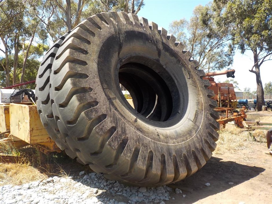 Earth Moving Tyres / Broncho E4/L4 40.00.57