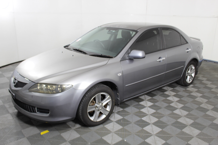 2007 Mazda 6 Sports Auto Sedan 152,475kms