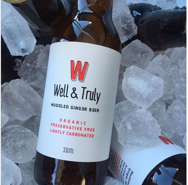 Well & Truly Muddled Ginger Beer (12 x 330mL) Australia