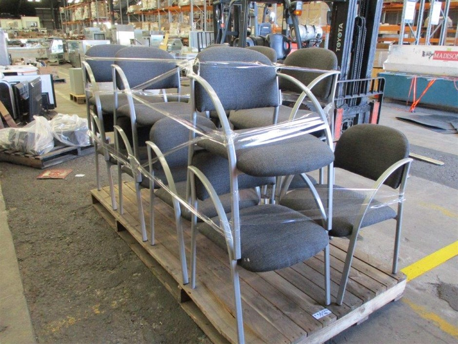 Qty 14 x Office Chairs