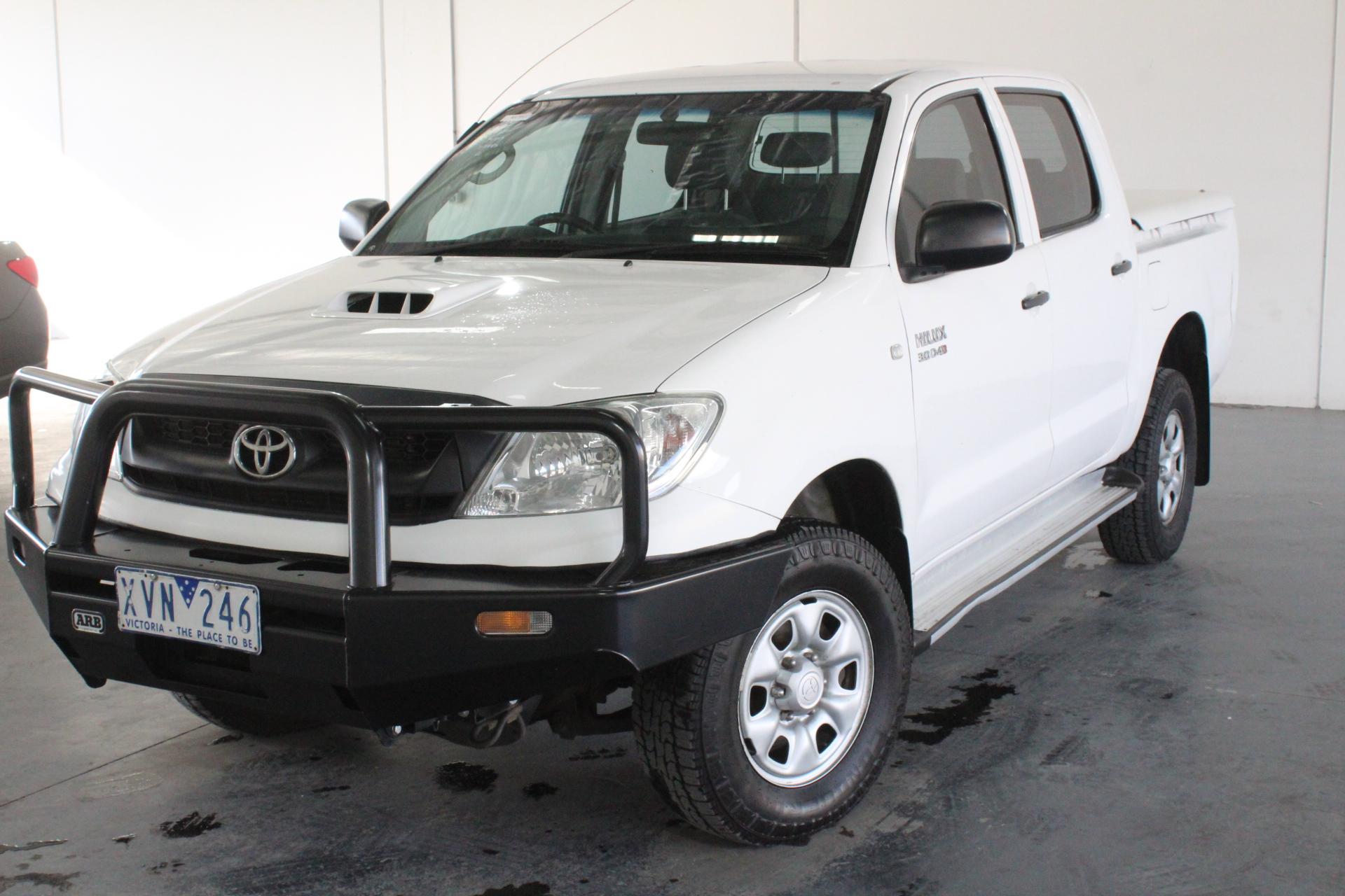 2010 Toyota Hilux SR (4x4) KUN26R Turbo Diesel (RWC issued 01 Jun 20)