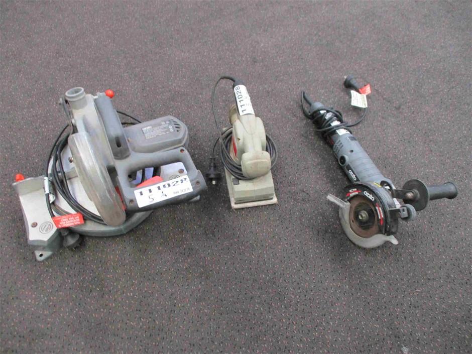 Qty 3 x Ozito Power Tools