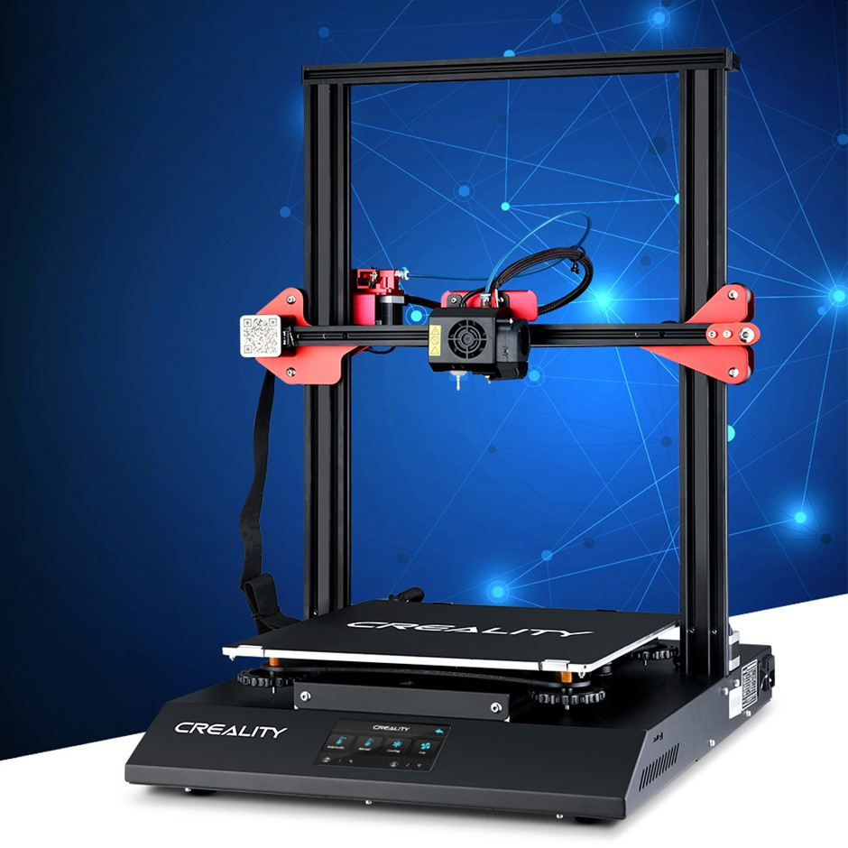 Creality CR-10S Pro V2 3D Printer Auto Levelling High Precision