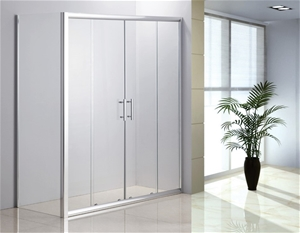 1700 X 700 Sliding Door Safety Glass Sho