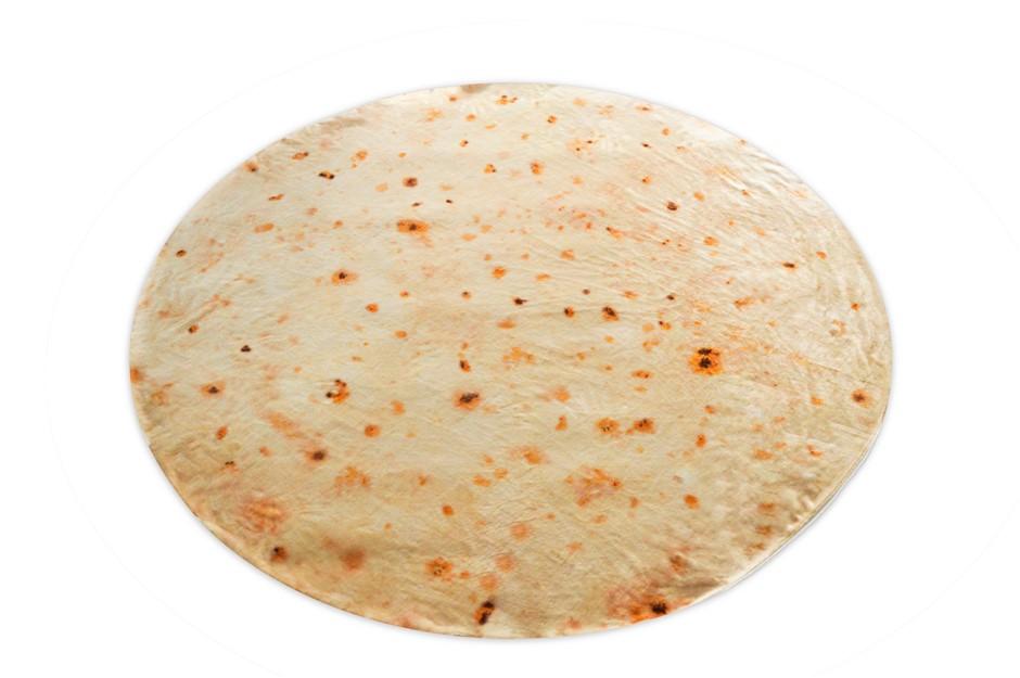 Tortilla Blanket Burrito 180cm Blanket Throw Rug