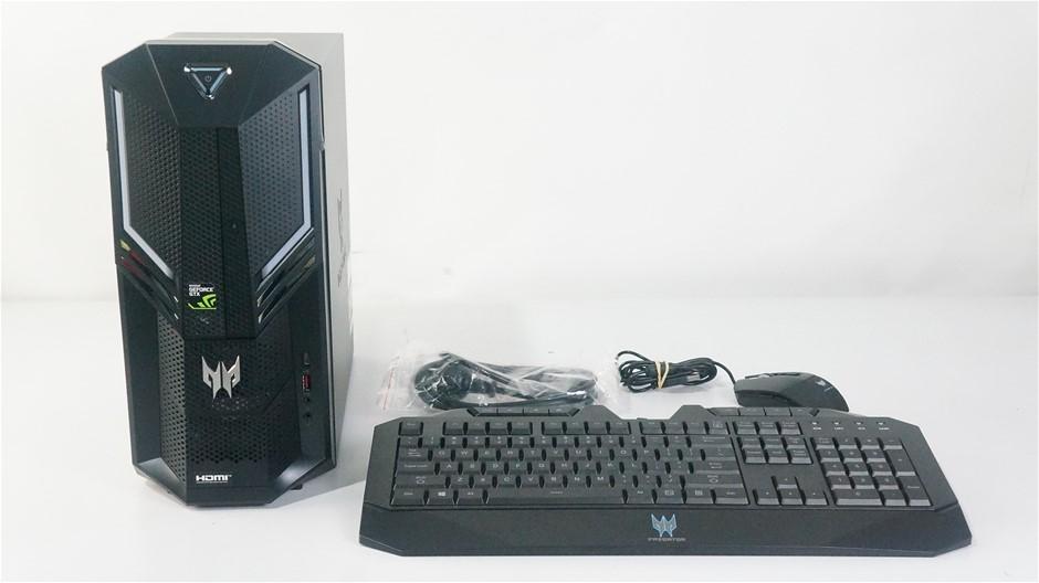 Acer Predator Orion Gamin Desktop DG.E11SA.003