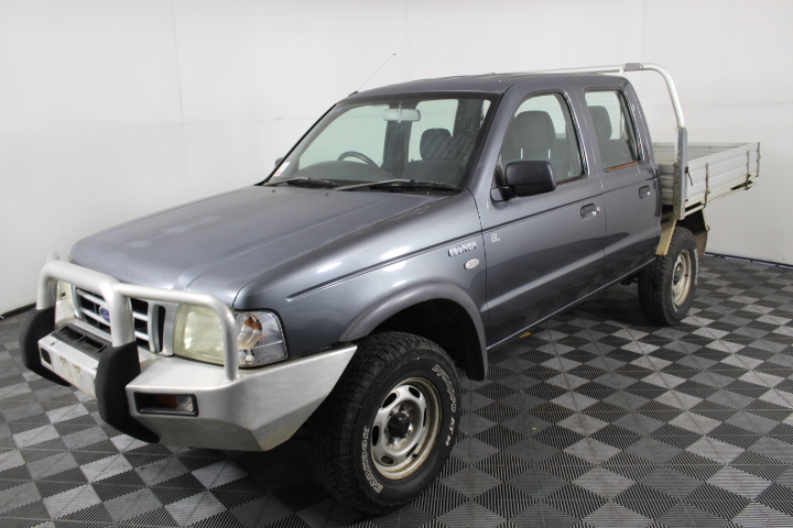 2005 Ford Courier GL Dual Cab