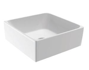 Gemelli Square Counter Top Vessel Basin