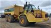2011 Caterpillar 740 Articulated Water Truck (AT40003)