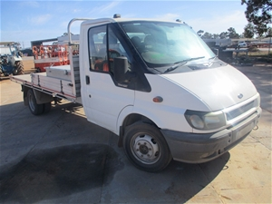 Ford Transit Transit 2 Manual - 5 Speed
